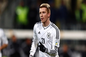 Germany Football Player Marco Reus in Soccer World Cup 2014