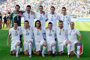 Italy National Football Team Wallpaper Download