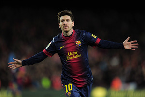 Lionel Messi Footballer HD Wallpaper