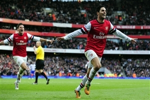 Mikel Arteta Spanish Footballer HD Wallpapers