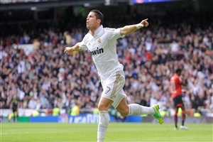 Most Popular Footballer Cristiano Ronaldo HD Wallpaper