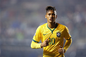 Neymar Brazil Team FIFA World Cup 2018 Wallpaper