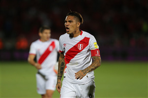Paolo Guerrero Peruvian Footballer HD Wallpaper