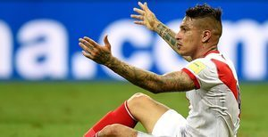 Paolo Guerrero in Football Ground Wallpapers