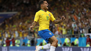 Philippe Coutinho Brazilian Footballer 2018 FIFA World Cup HD Wallpapers