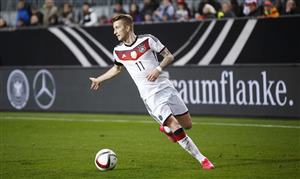 Popular Player Marco Reus in FIFA World Cup 2018 4K Wallpaper