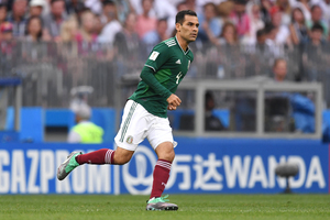 Rafael Marquez Mexican Footballer 4K Wallpaper