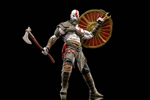 God of War Kratos 2018 Wallpaper