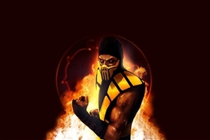 Scorpion Mortal Kombat Character Wallpapers