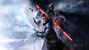 Star Wars Jedi Fallen Order 2 Game Wallpaper