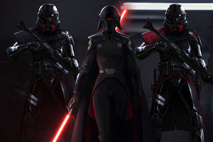 Star Wars Jedi Fallen Order Video Game Wallpaper