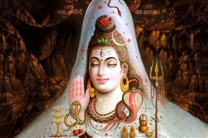 Amarnath God Shiva in Shivling