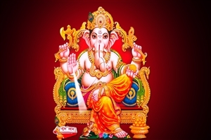 God Bless You Ganesha