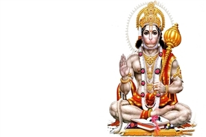 God Bless You Hanuman