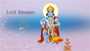 Photo of Lord Hanuman