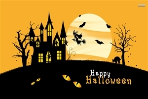 Happy Halloween Holiday Image