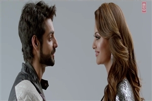 Hate Story 4 Film Star Urvashi Rautela with Karan Wahi
