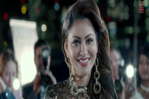 Urvashi Rautela Smile Face in Hate Story 4