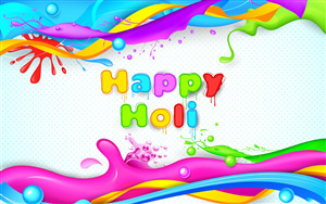 Happy Holi 2020 Wallpaper