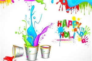 Happy Holi Colors Indian Festival HD Photos