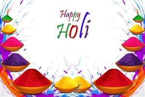 Happy Holi Desktop HD Pics