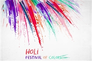 Holi Festival Of Colors HD Wallpaper