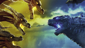 2019 Godzilla King of the Monsters Film Wallpaper