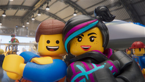 4K Image of 2019 The Lego Movie 2