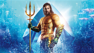 4K Wallpaper of Jason Momoa in Film Aquaman