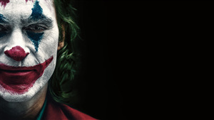 5K Wallpaper of Joker Joaquin Phoenix