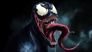 5K Wallpaper of Venom Movie