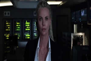 Actress Charlize Theron in The Fate of the Furious English Film HD Wallpaper