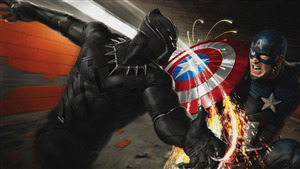 Captain America vs Civil Wars Marvel