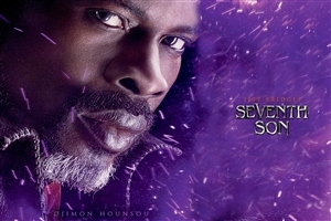 Djimon Hounsou in Upcoming Hollywood Movie Seventh Son Wallpapers