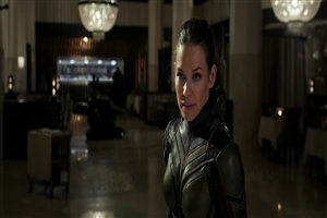 Evangeline Lilly in Ant Man and the Wasp Movie Wallpaper