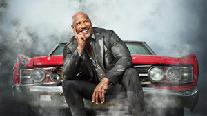 Fast and Furious Presents Dwayne Johnson As Hobbs 4K Wallpaper