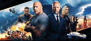 Fast and Furious Presents Star Cast Movie Wallpaper