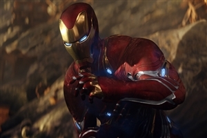 Iron Man in Avengers Infinity War Movie 4K Wallpaper