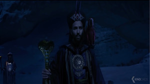 Marwan Kenzari as Jafar in 2019 Film Aladdin