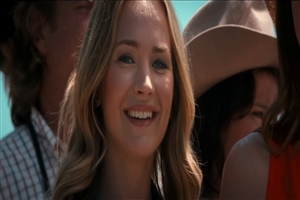Melissa Benois in Popular Latest Hollywood English Film The Longest Ride Wallpapers