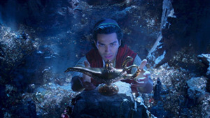 Mena Massoud as Aladdin in 2019 Film Aladdin
