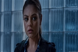 Mila Kunis in Jupiter Ascending Hollywood Movie HD Wallpapers