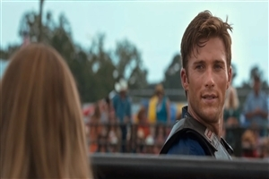 Scott Eastwood Famous Actor in The Longest Ride Film Wallpapers