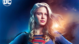 Supergirl Season 5 Melissa Benoist Wallpaper