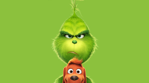 The Grinch Fantasy Movie 5K Wallpaper