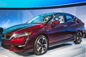 Awesome 2018 Clarity Honda Car