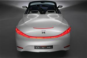 Honda HD Concept Cars Wallpapers