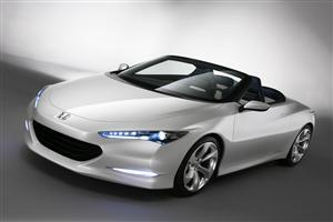Honda Osm Concept Car Wallpaper