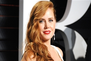 Amy Adams in Red Lips HD Wallpapers