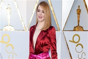 Emma Stone in Oscars Awards Wallpaper